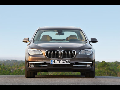 BMW 7 Series Standard Resolution Wallpaper 5