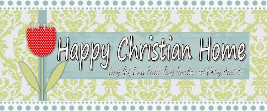 Happy Christian Home