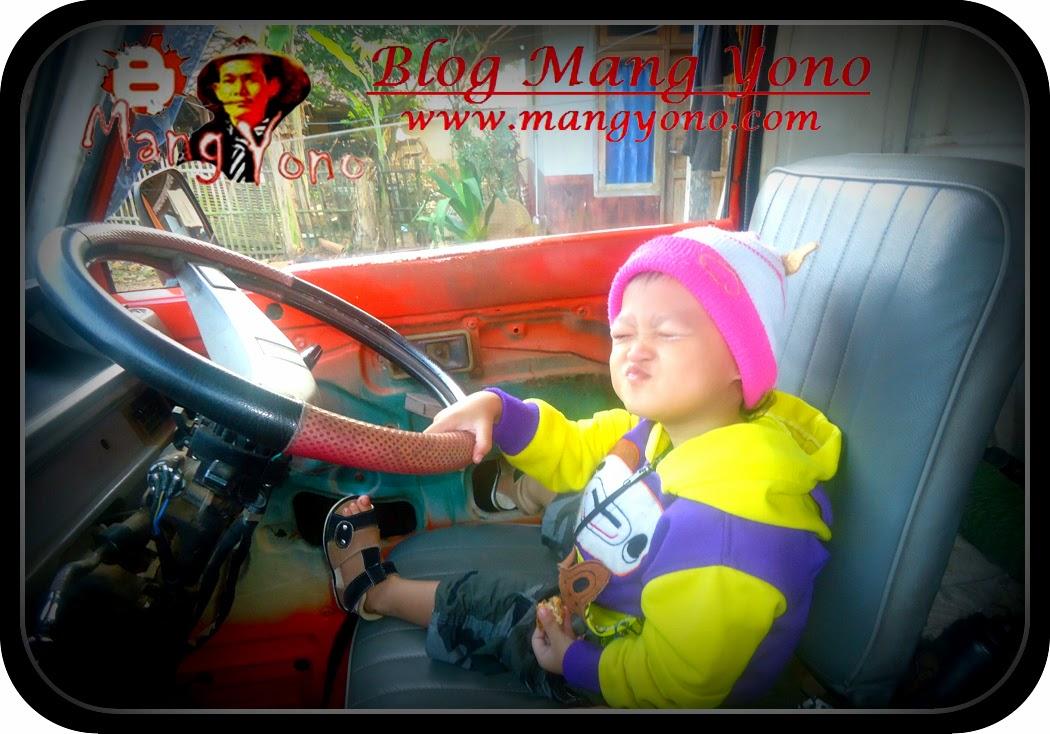 Anak suka naik mobil, apa yang harus di lakukan ?