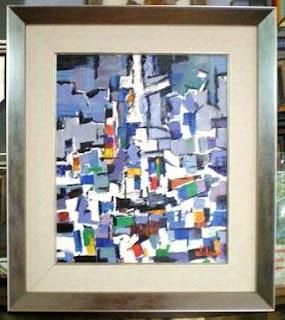 Ideas novedades trucos y consejos en enmarcaci n pinturas que da gusto enmarcar - Enmarcar lienzo ...