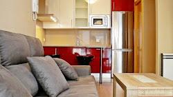 Apartamento de dos dormitorios en alquiler en la zona de Orillamar. 525€