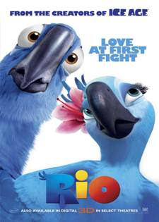 Download Rio Dublado DVDRip AVI + RMVB