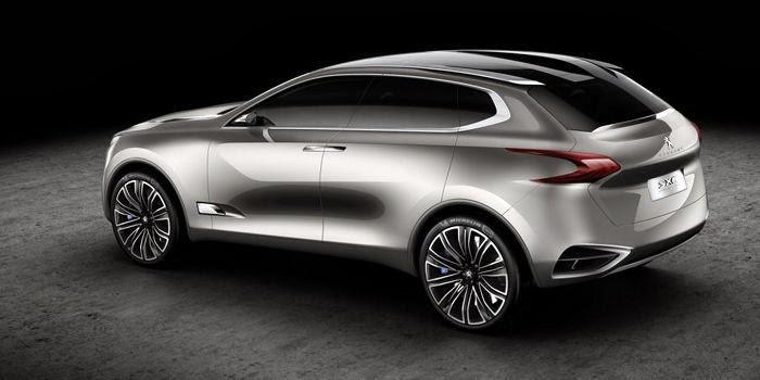 El futuro Peugeot 6008