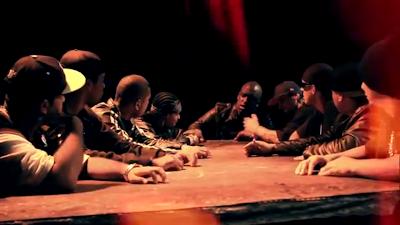 Novo video do POLICENO - FACES E MÁSCARAS part. Gangstar e Jhotha-R