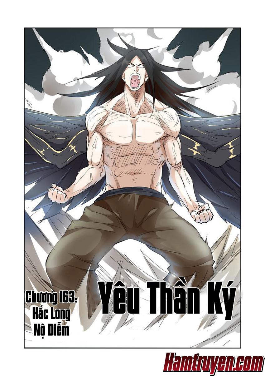 Yêu Thần Ký Chapter 163 - Hamtruyen.vn