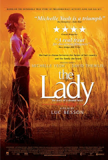 The Lady Poster