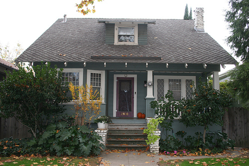 The copper coconut top 10 american house styles 2 for American bungalow style