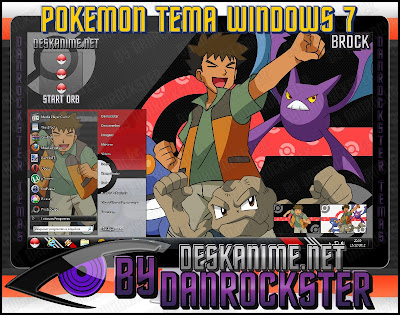 Temas de Pokemon Windows xp y 7 BROCKT7P