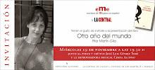 PRESENTACIÓN: LIBRO OTRO AÑO DEL MUNDO DE  PILAR MARTÍN GILA