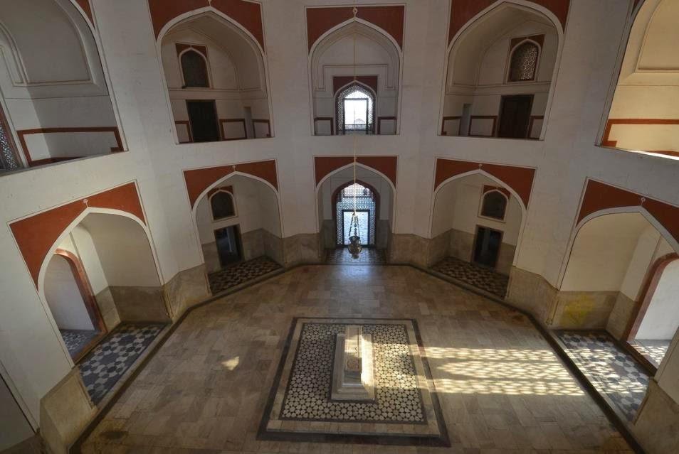 Restoring the mausoleum that helped inspire the Taj Mahal