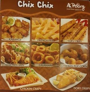 Chix Chix Ah Poong Sentul City