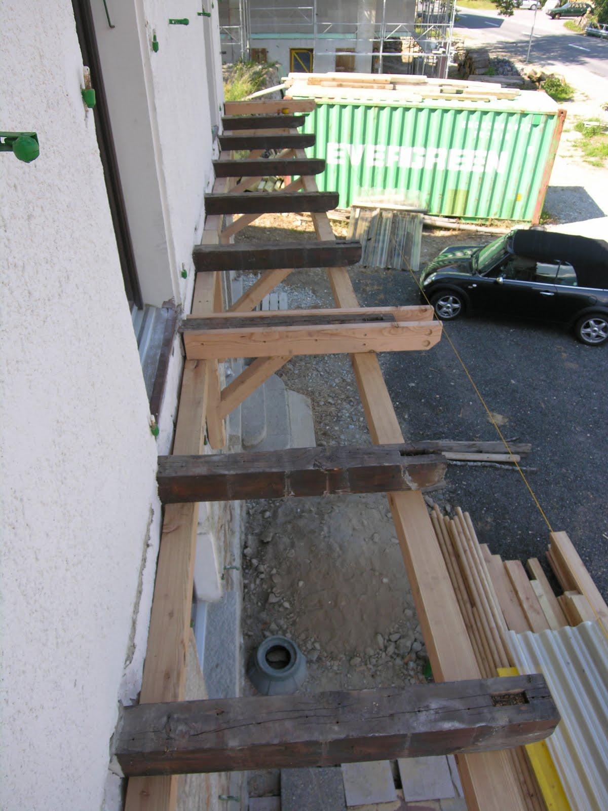 FM BOIS balcon et barri u00e8re de terrasse en mél u00e8ze # Barriere De Terrasse En Bois