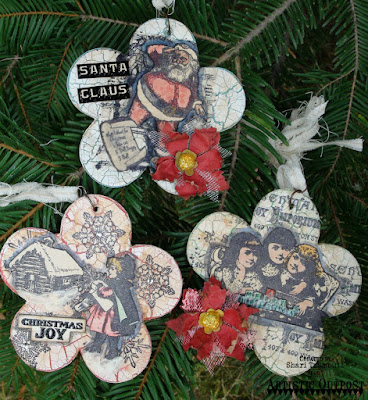 Artistic Outpost Stamp Sets - Toy Emporium, Snowy Woods, MidWinter