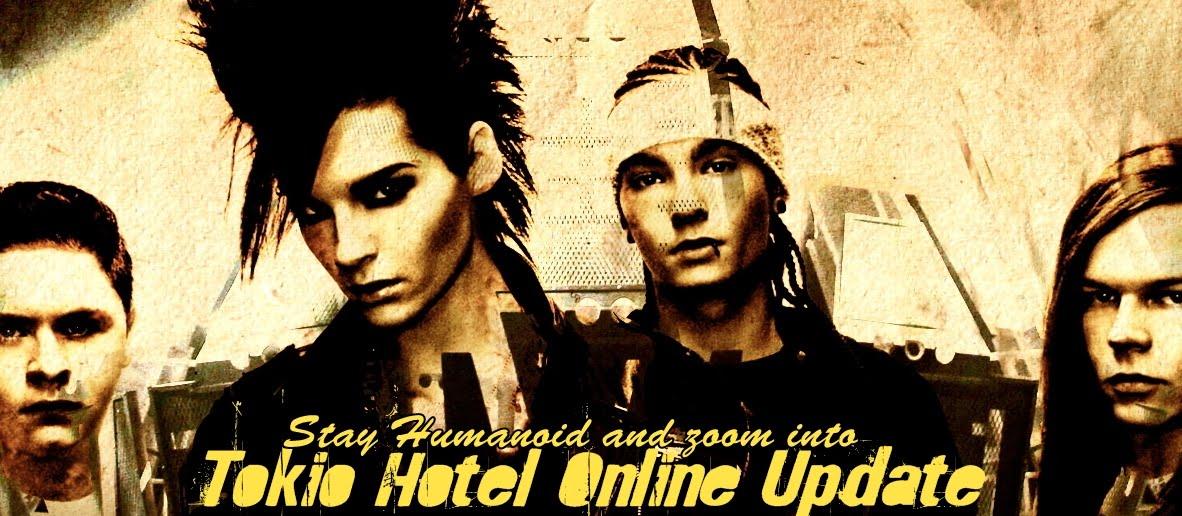 Tokio Hotel Online Update