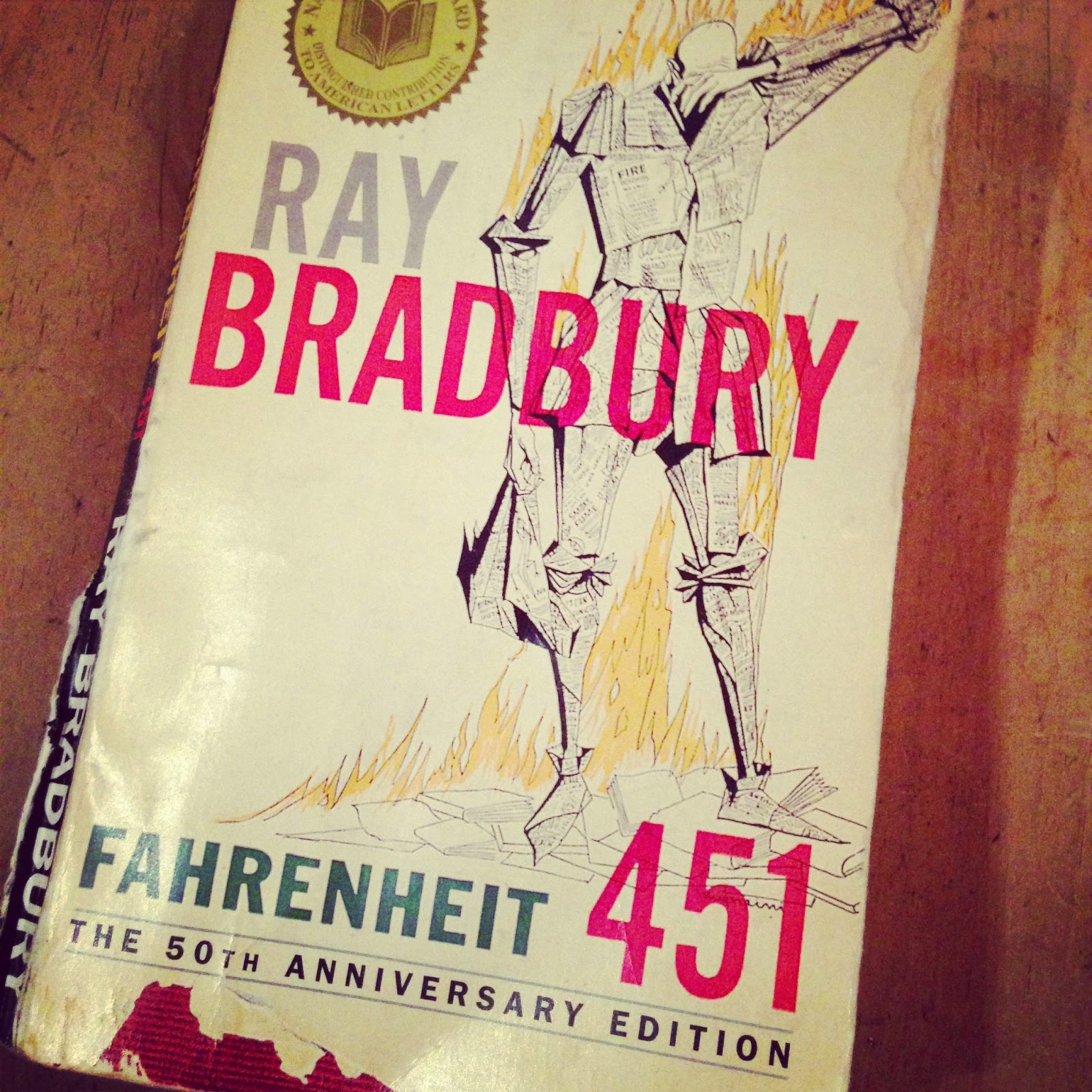 the dangers of innovation in fahrenheit 451 by ray bradbury Ray bradbury's use of technology is common in fahrenheit 451, the veldt, and the martian chronicles bradbury, who had grown up with books as a child, uses the plot of fahrenheit 451 to represent how literature is simply being reduced.