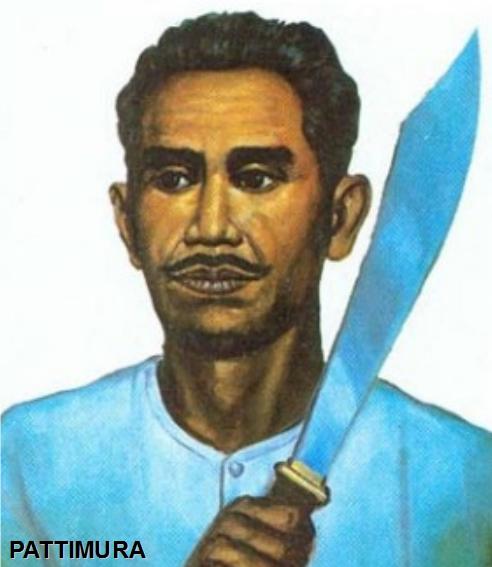 Melihat penderitaan rakyat Maluku, Pattimura atau Thomas Matulessi, menjadi tergugah hatinya. Ia adalah orang Maluku asli yang menjadi tentara Belanda. Ia kemudian menghimpun kekuatan untuk melawan Belanda.
