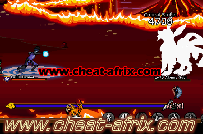 Ninja Saga 1 Hit Kill Cheat Engine Terbaru Update