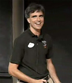 Randy Pausch at his last lecture