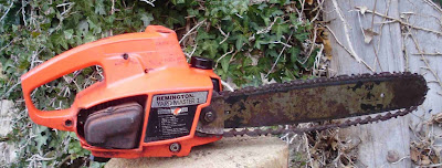 Remington Yardmaster I Chainsaw