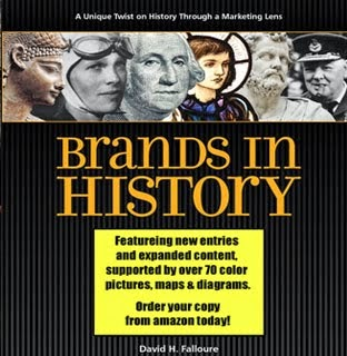 Brands In History Book Now Available