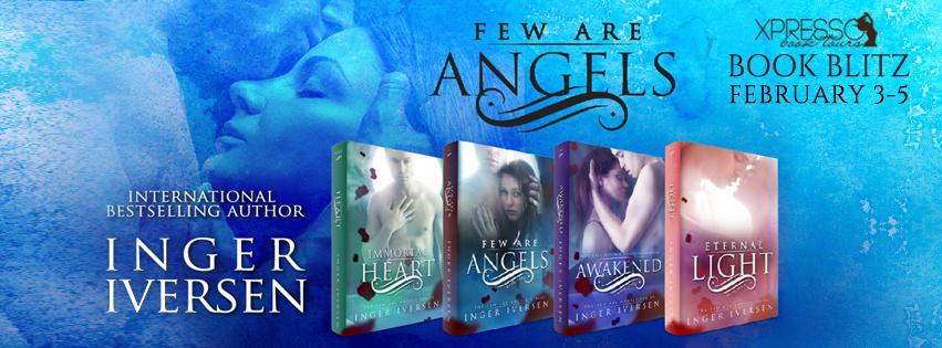 Few Are Angels Book Blitz