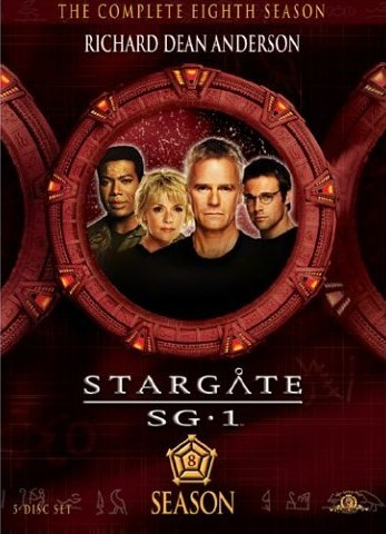 Assistir Stargate SG 1 8 Temporada Dublado e Legendado Online