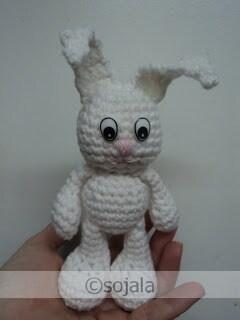 Bunny Amigurumi To Go : Bunny Free Crochet Pattern ~ Amigurumi To Go