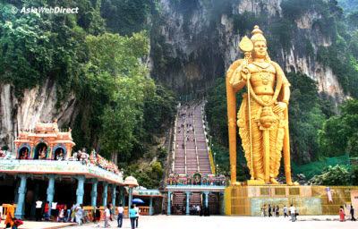 Thời gian nào quý khách nên đi tour malaysia