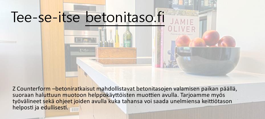 DIY- Betonitasot