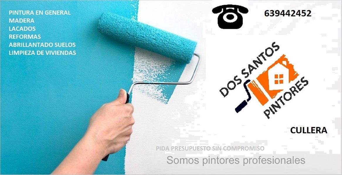 DOS SANTOS pintores