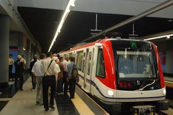 El Metro de Santo Domingo