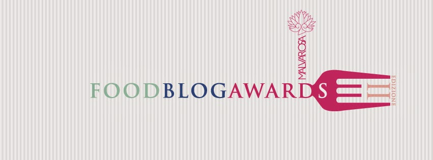Food Blog Adwards - Malvarosa Edizioni