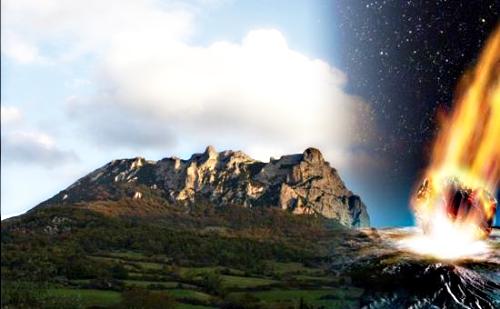 montaña Bugarach