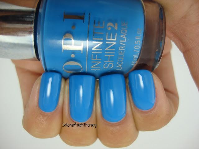 OPI - Infinite Shine - Wild Blue Yonder