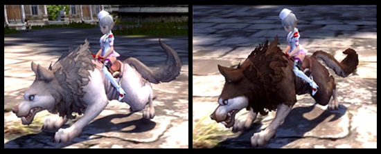 [Update] Patch Update 8 ส.ค. 2555  Brown_Dire_Wolf-Dragon+Nest