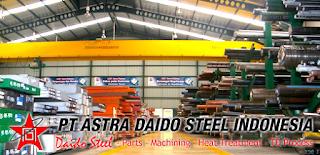 Info Terbaru Lowongan Kerja PT Astra Daido Steel Indonesia