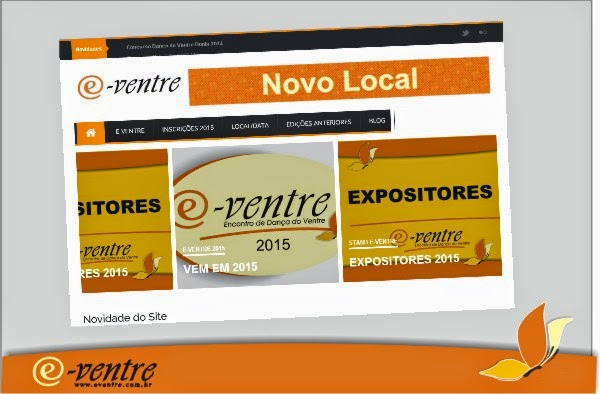 SITE E-VENTRE DANCA DO VENTRE