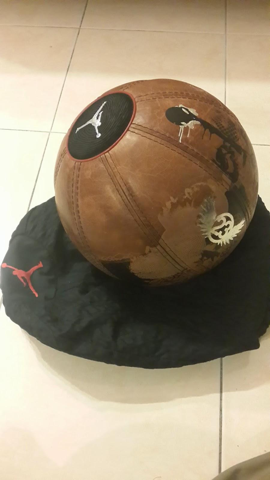 air jordan 23 basketball ball