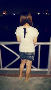 落寞の背影
