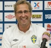 sweden team manager coach erik hamren