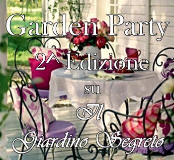 Garden party 2° edizione!!!