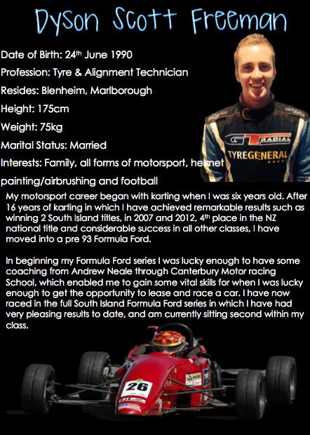 dyson motorsport sponsorship proposal