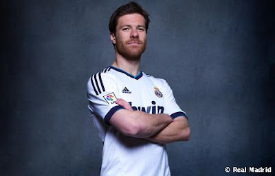 Real Madrid new jersey kit 2012/2013