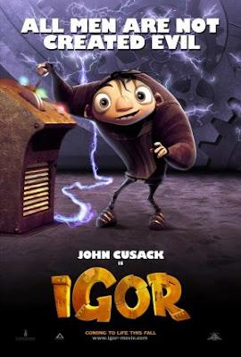Igor (DvdRip, Castellano, Fantasía, 2008)