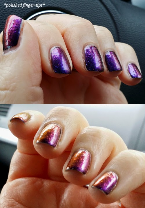 Picture Polish Borealis  - natural light (shade)