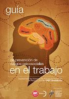 Guía,Prevención,Riesgos, Psicosociales,Trabajo,Descarga gratis, enfoque ocupacional
