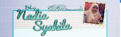 Tempahan Design Blog: Blog Nadia Syakila