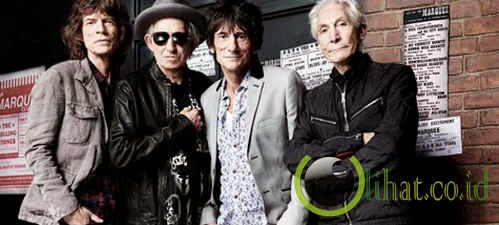 The Rolling Stones (300 Miliar Rupiah)