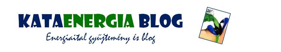 KATAENERGIA - Energiaital blog és gyűjtemény