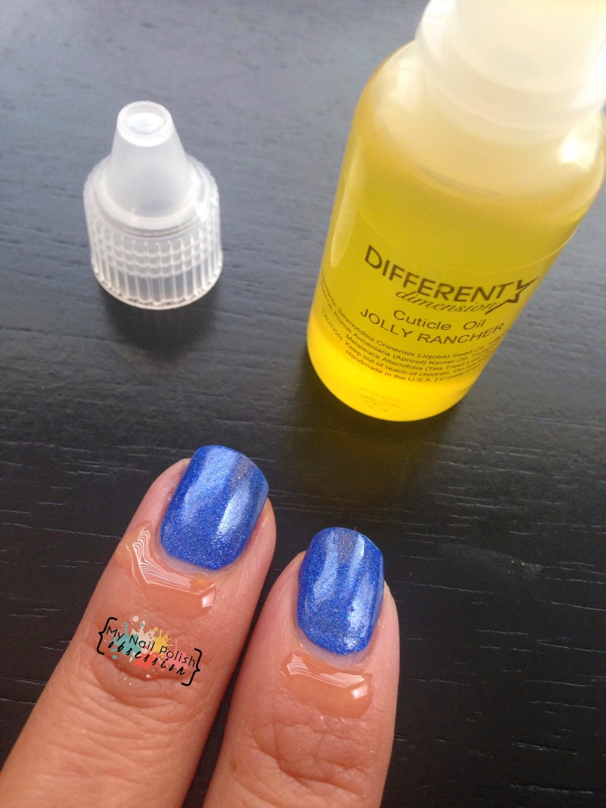 My Nail Polish Obsession: Different Dimension Cosmologically ...